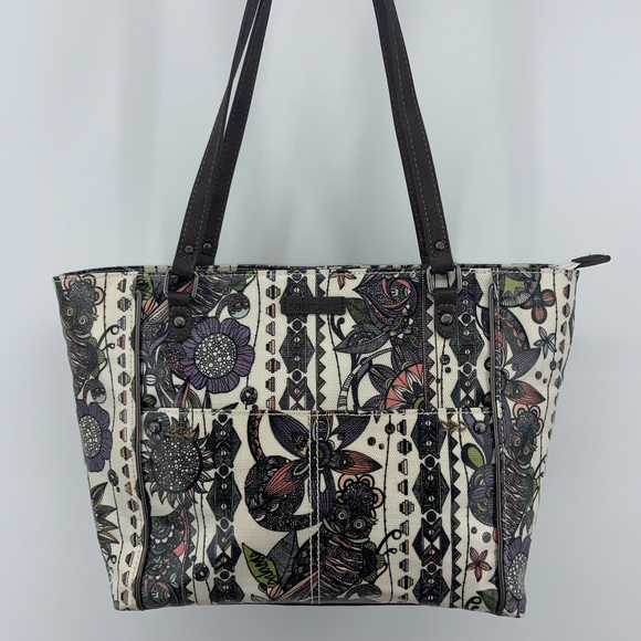 Sakroots Bags Coated Canvas Tote Poshmark